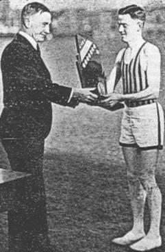 Jack Tutton, 1938
