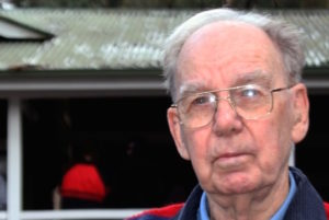Alan Hooley (1924-2014) - Life member 1995