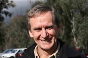 Field Rickards (1949-) – Life Member 1998